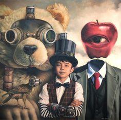 JON JAYLO (steam punk teddy)