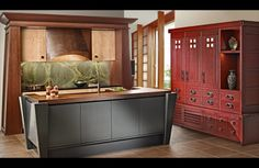 White Oak Countertops are highly renowned for their strong quartersawn figure. White Oak wood countertops look exceptional in kitchens, bathrooms, and. White Oak Kitchen, White Oak Wood, Rustic Kitchen, Kitchen And Bath Concepts, Design Your Kitchen, Kitchen Ideas, Asian Inspired Decor, Thing 1, Wood Countertops