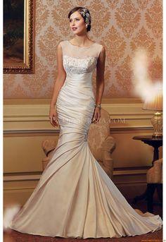 Robes de mariée Sophia Tolli Y11405 Spring 2014