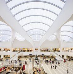 Birmingham New Street Station / AZPML/Birmingham, West Midlands, UK