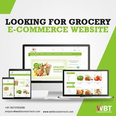 Create an #eCommerce Website with shipping, tax, payment, advertising options ready.  We design your best e-commerce grocery website to create a result-oriented web presence for a profitable business at very cost-effective prices.  Our Website Designer work hard to fulfill your requirement.  #grocery, #fluidgrid, #food, #fruittheme, #PrestaShop #responsive, #responsivedesign, #eCommercewebdesign #Webdesignanddevelopment #eCommercewebsiteDevelopment #webboostertech #nagpur Tax Payment, Ecommerce Web Design, Best Digital Marketing Company, Web Development, Work Hard, Advertising, Website, Create, Business