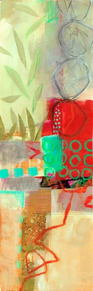 Spring Line-Up art Jane Davies