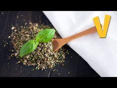 Italian herb mix | The Vegan Corner - YouTube