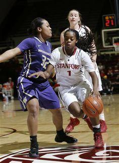 Lili Thompson - Stanford Basketball