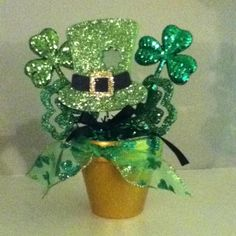 St. Patrick's Day decoration