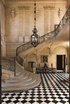 ♔ Château d'Anet 'Private Houses of France' ~ by Christiane de Nicolay-Mazery
