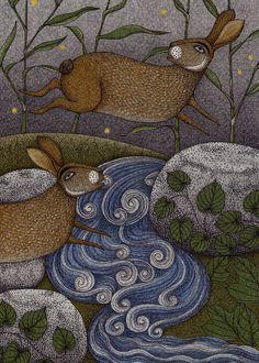 Swamp Rabbit's Reedy River Race Judith Clay