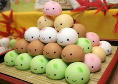 Mochi: pastelitos de arroz japoneses