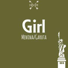 Aprendendo Inglês - English North Face Logo, The North Face, Logos, Learning English, Girls Girls Girls, Logo, North Faces, Legos