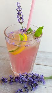 Domácí limonády | pazitka.cz Med, Mojito, Punch Bowls, Smoothies, Gardening, Food And Drink, Drinks, Fine Dining, Smoothie