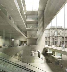 Reconstruction of the Berlin Royal Castle – Humboldt-Forum