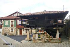 Horreo en Torazo, Cabranes, Asturias