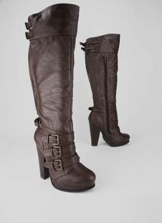 hot boots.