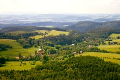 View from Stołowe Mountain - Been there