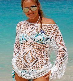 Saída de Praia Branca em Crochet