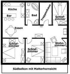 grundriss 4 zimmer wohnung - Bing Bilder  Grundrisse ...
