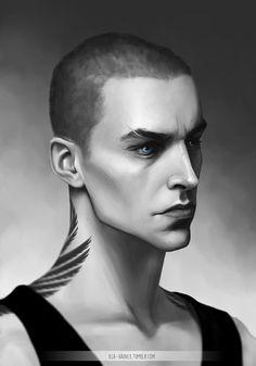 the raven cycle | trc | ronan lynch