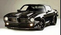 Pontiac Firebird Muscle Car