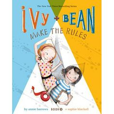 Ivy & Bean Book 9 - Hardcover by Chronicle Books | eBeanstalk