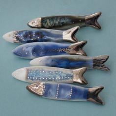 Severské rybičky. Ale, Ceramics, Handmade, The Sea, Ceramica, Pottery, Hand Made, Ale Beer, Ceramic Art