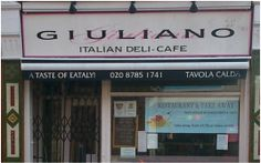 Guiliano's Deli. Found on Lacy Road Guiliano's is an  authentic Italian deli serving up deliciously fresh, home-made treats every day.