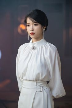 Photo album containing 157 pictures of IU Luna Fashion, Girl Fashion, Fashion Outfits, Fashion Design, Korean Celebrities, Celebs, Korean Girl, Asian Girl, Yoo Ah In