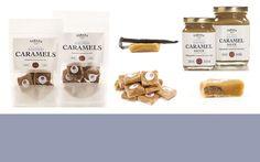 Tahana Confections- Package Design + Brand Design by 603creativestudio.com
