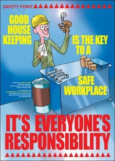 Workplace Housekeeping: An Important Factor in Preventing Injuries