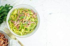 Sportvoeding: de ultieme lijst van recepten voor sporters Pasta Carbonara, Penne, Spaghetti, Ethnic Recipes, Food, Essen, Meals, Yemek, Pens