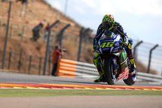 """MotoGP - Valentino Rossi: """"No início do ano a nossa moto era melhor"""""""