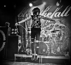 Stand up and jump,  Blessthefall