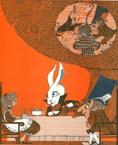 Alice in Wonderland and Through the Looking Glass,  illustrated by Brigitte Bryan, with cover art by Don Irwin.  Classic Publishing Corporation, 1970