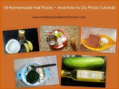 Hello everyone! Today we are going to check the compilation of 18 hair pack recipes and their photo tutorials that got published on MABH. Thanks to all our contributors for these useful recipes :) ...