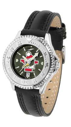 Youngstown State Penguins Ladies' Competitor AnoChrome Watch