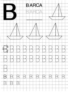 Tracing Worksheets, Alphabet Worksheets, Alphabet Activities, Preschool Worksheets, Writing Activities, Preschool Art Projects, Preschool At Home, Preschool Writing, Pre Writing
