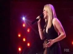 Angels Brought Me Here - Carrie Underwood w/ Judge's Comment