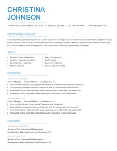 Big Icon Modern Resume Template By Inkpower On Creativemarket