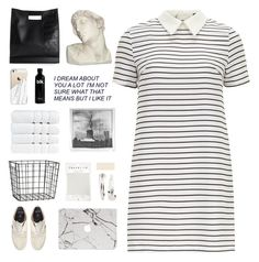"""elevator song"" by nothing-like-the-rain ❤ liked on Polyvore featuring Alice & You, Jack Wills, 3.1 Phillip Lim, H&M, Mark's Tokyo Edge, Christy, House Parts, Casetify and Adia Kibur"