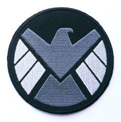 AGENTS of S.H.I.E.L.D. - New Team Member Iron-On Embroidered Uniform Patch!