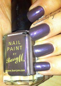 @Barry Kwok M Cosmetics in Dusky Mauve (313)