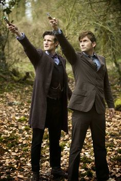 Doctor Who 50th Preview Pic