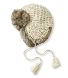 Women's Hat Attack Knit Trapper Hat