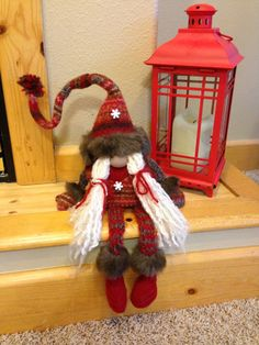 Handmade felted gnome by HeidisGnomes on Etsy