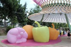 Gallery - Children Park at EXPO 2015 / ZPZ Partners - 10