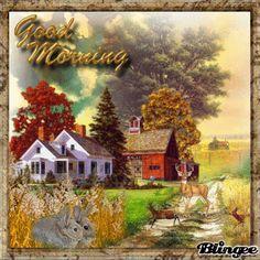 Good Morning Blingee   Good morning..... Picture #130406256   Blingee.com