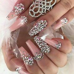 104 Best Diva Nails Images On Pinterest In 2018 Cute Nails Diva