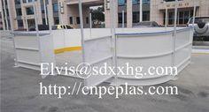 HDPE Ice hockey dasher board system | Elvis Hu | Pulse | LinkedIn