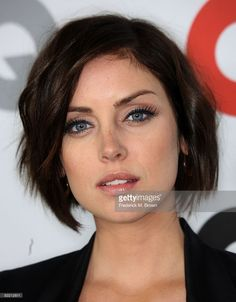 Actress Jessica Stroup attends the 14th annual GQ Men of the Year Party at the Chateau Marmont Hotel on November 18, 2009 in Los Angeles, California.