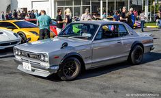 Looking for similar pins? Follow me! pinterest.com/kevinohlsson | kevinohlsson.com Nissan Skyline C10 [5800x3500]