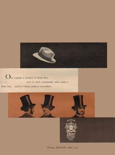 Disney Hats  - Paul Rand